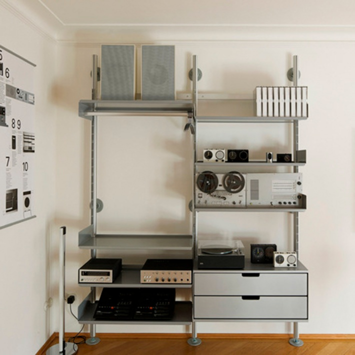 Whether you call it HiFi, reel-to-reel, amplifier, tuner, cassette deck or turntable, it still makes a noise. And this is how to store it or display it