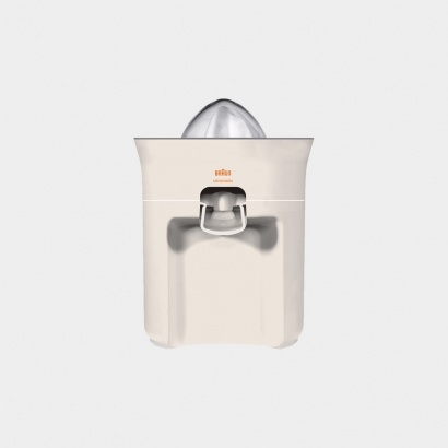 MPZ 21 multipress citrus juicer, 1972, by Dieter Rams and Jürgen Greubel for Braun
