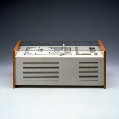 Braun SK 4 radiogram