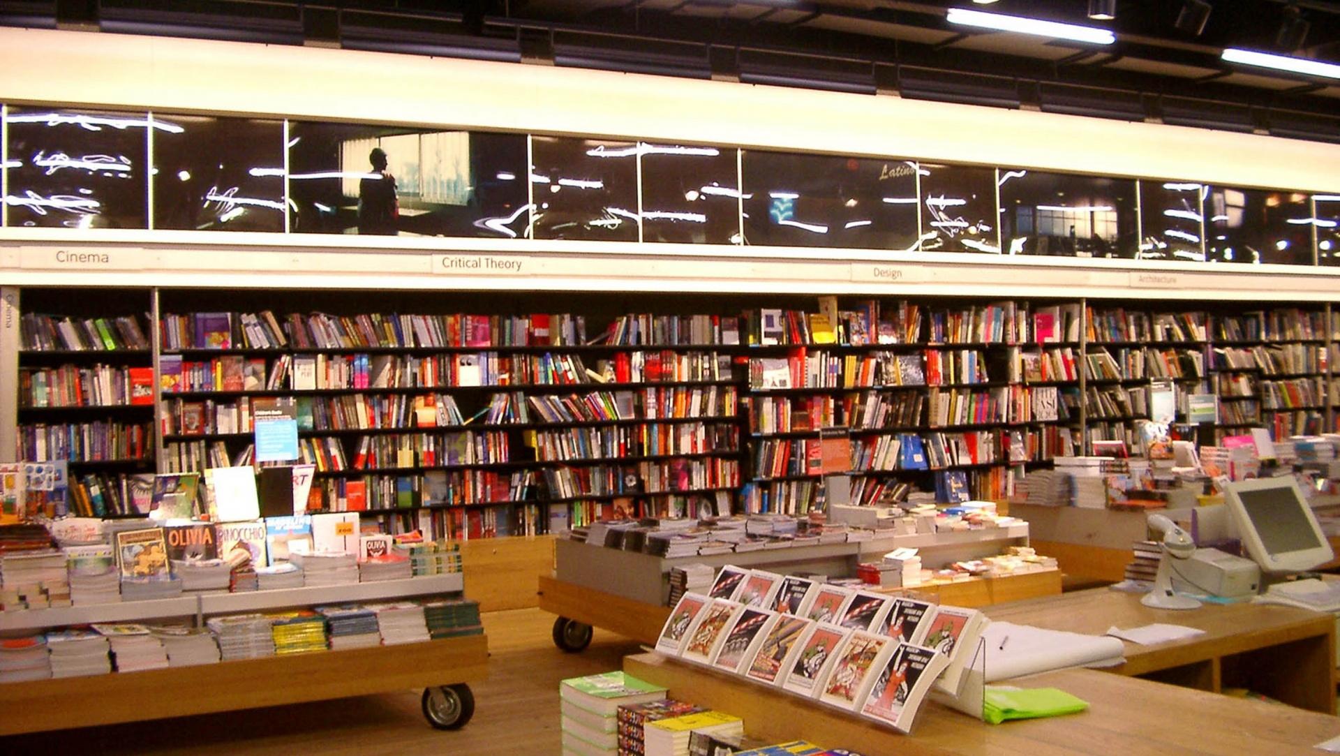 Tate Modern Bookshop London Uk Selected Projects