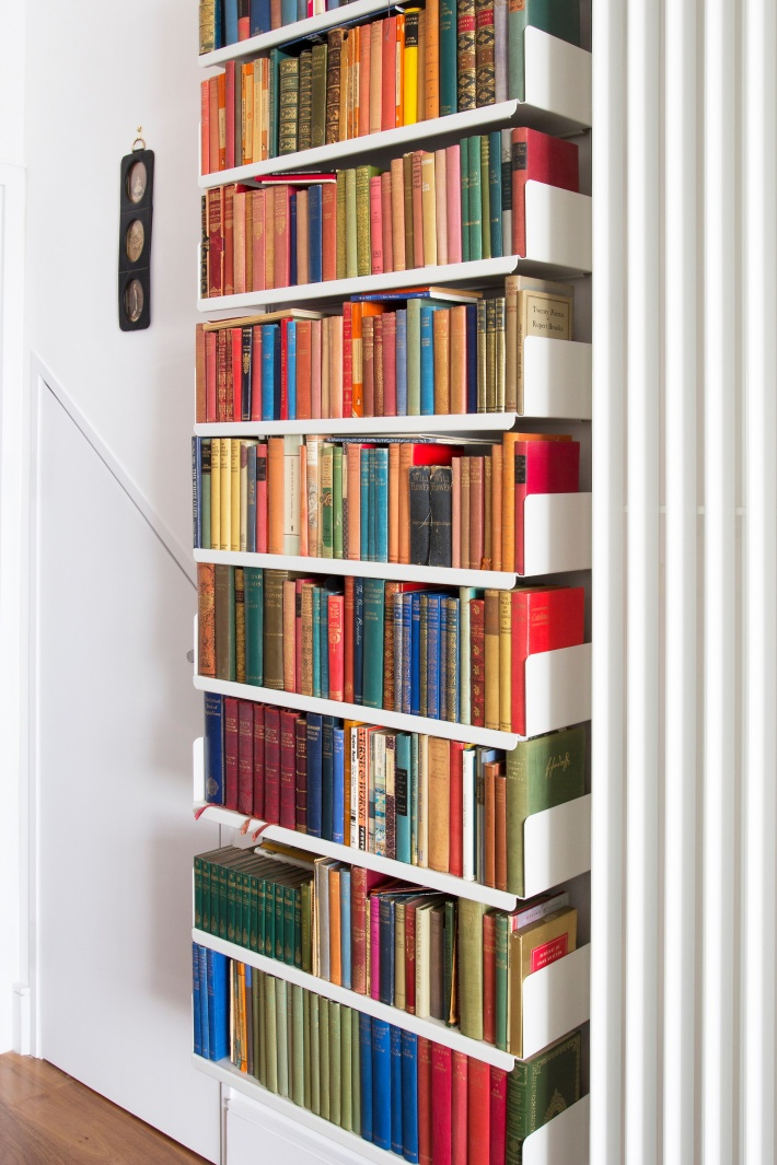 Tell our planners exactly what you want to store and they will plan a shelving system exactly for you. The service is free and the results can look like this