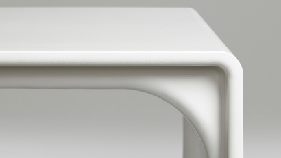 The corner curves of the 621 Table