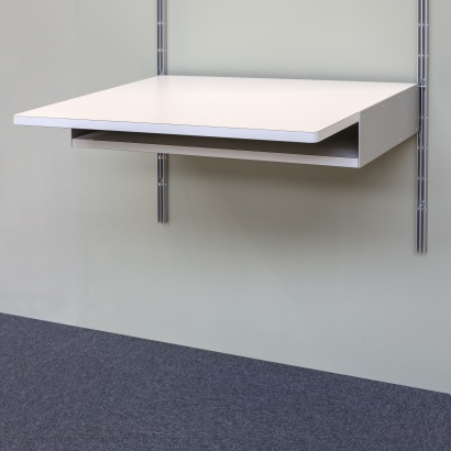 606 universal shelving system, Desk shelf, designed by Dieter Rams