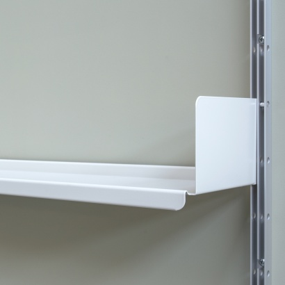16cm Metal shelf designed by Dieter Rams