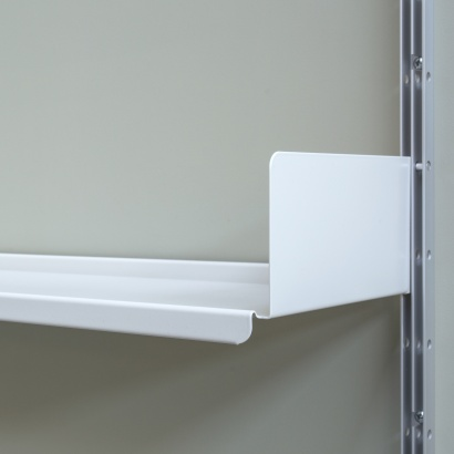22cm Metal shelf designed by Dieter Rams