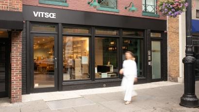 Vitsœ shop in New York