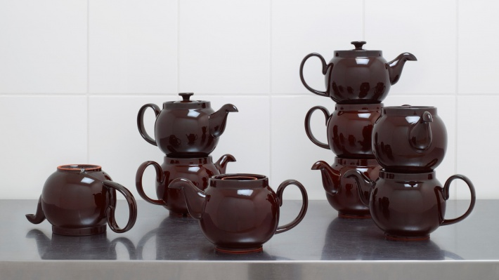 Ian McIntyre's re-engineered edition of the classic Brown Betty.