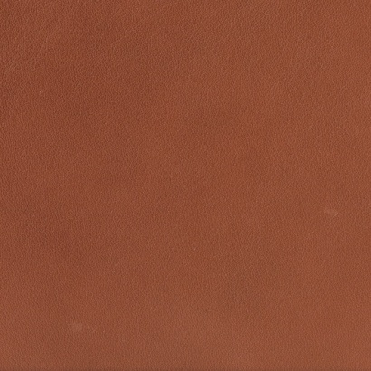 Leather sample for the 620 Chair Programme, colour cinnamon, tan