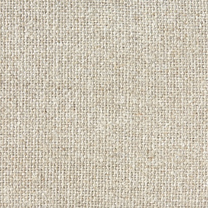 Linen fabric sample for the 620 Chair Programme, colour flax